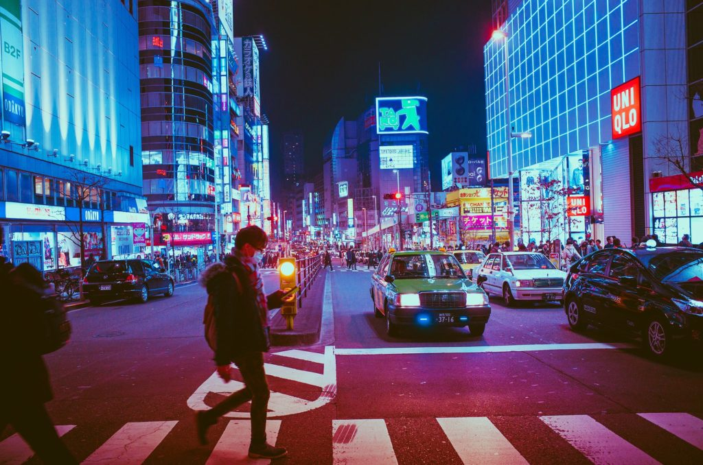 Japanese Consumption