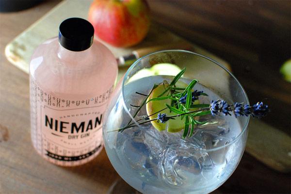 Niemand Dry Gin Business News Japan