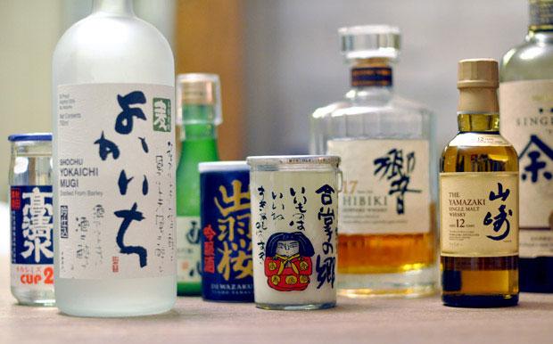 Japan Wine & Spirits Market