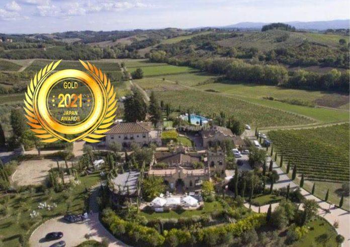 Nobiltà Toscana Tenuta Corbinaia - Business News Japan