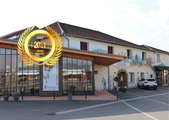 VINESCENCE : 100% Organic Range of Beaujolais Wines by Business News Japan