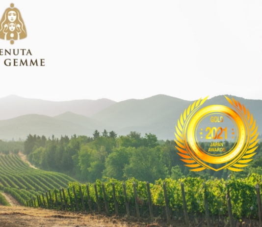 Tenuta Tre Gemme srl : Expression of a territory, Wines with great character by Business News Japan